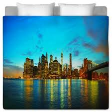 New York City Duvet Cover New York Custom Bedding Duvet Covers Comforters Sheets U0026 Bed Sets