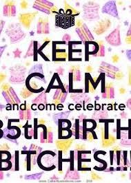 35th birthday designs coasters fabulous family birthdays party