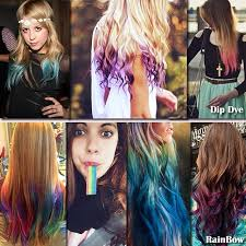 amazing hair extensions pastel and bright hair colors inspirations from and