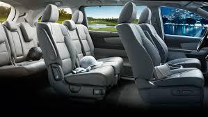 Minivan Interior Accessories 2017 Honda Odyssey Overview Official Honda Site