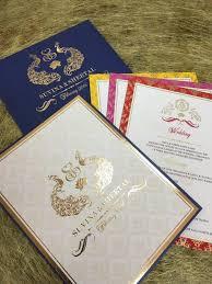Creative Indian Wedding Invitations On The List Choosing Your Indian Wedding Invitations Shaadi Bazaar
