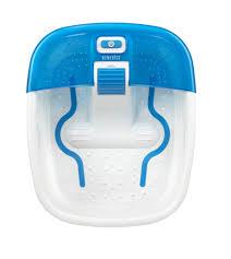 homedics fb 400 bubble spa pro footbath with heat boost power