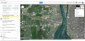 Google Maps Canada by Buffalo New York Idea Canada