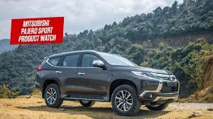 land rover nepal 2016 mitsubishi pajero sport product review autolife nepal