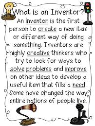 25 best edci 454 1st grade unit on inventors and the scientific
