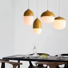 Bedroom Lighting Types Aliexpress Com Buy Modern Diy Decorative Pendant Light Nut Egg