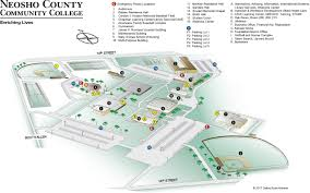Colby College Campus Map Neosho County Community Image Gallery Hcpr
