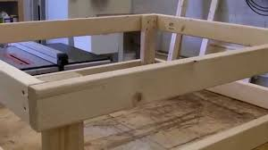 bed frame build pt1 bug out stealth van diy fyi