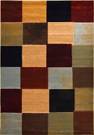 Square Area Rugs 10 X 10 Evolution Contemporary Modern Rugs