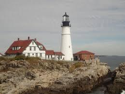 portland head light lighthouse portland head light lighthouse in cape elizabeth me picture of