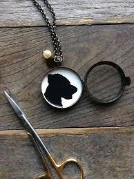 pet memorial jewelry custom pet loss gift pet memorial jewelry silhouettes by