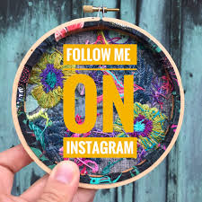 Paint Mixing Instagram by Wildboho U2013 Boho Embroidery