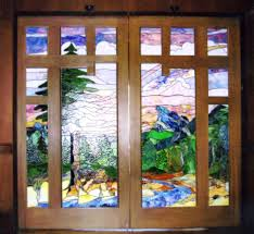 stained glass internal doors stained glass interior doors novalinea bagni interior decorate