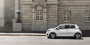 peugeot price list new peugeot 108 the customisable u0026 connected city car