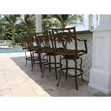 anderson collections outdoor barstools wayfair americana home bar