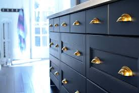 blue kitchen cabinets toronto sparkling trend 25 gorgeous kitchens with a bright metallic