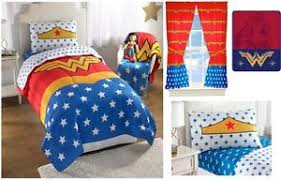 Girls Bed In A Bag by New Kids Girls Wwf Wonder Woman Bedding Bed In A Bag Comforter