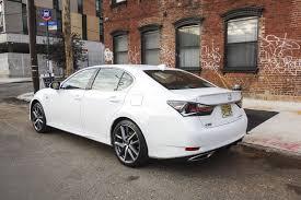 lexus is f 350 the lexus gs 350 f sport falls other luxury sedans bloomberg
