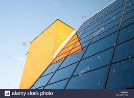 le bureau solaire le bureau solaire doxford à la périphérie de sunderland banque d
