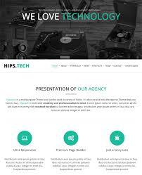 13 fresh one page wordpress templates u2013 buildify