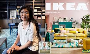 ikea catalogue the secret behind the making of the ikea catalogue daily mail online