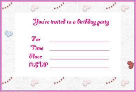 create cards online cool free online birthday invitations free printable invitation