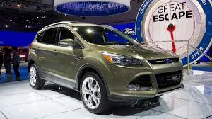 Ford Escape Suv - 2013 ford escape drive review more sport in this compact suv