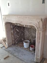 fireplaces limestone mantels old house web fireplace mantels