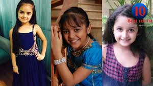 top 10 best child actresses on indian tv youtube