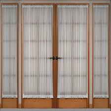 Front Door Window Curtain Front Doors Compact Front Door Curtain Panel For Home Door Ideas