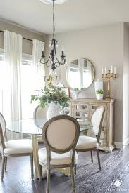 dining room view mirror over dining room table designs and