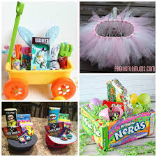 children s easter basket ideas the unique easter basket ideas for kids crafty morning throughout