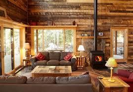 cuisine maison bois awesome deco interieur chalet bois contemporary design trends