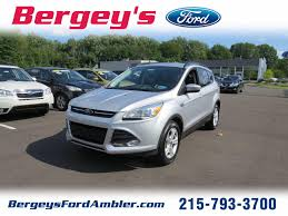 Ford Escape 2014 - used 2014 ford escape for sale ambler pa fp2913