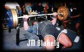 Who Invented The Bench Press Jm Presses For Developing Extreme Tricep Power