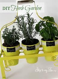 Diy Herb Garden Diy Herb Garden1 Jpg