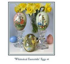 paper mache egg box nostalgic easter paper mache egg boxes from germany a joyous