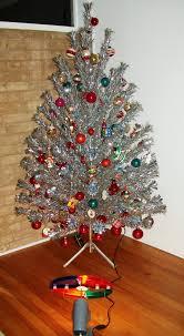 fiber optic tree color wheel lights decoration