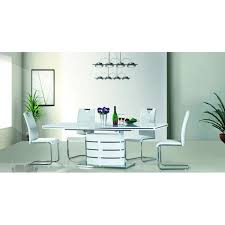 Extended Dining Table Fano