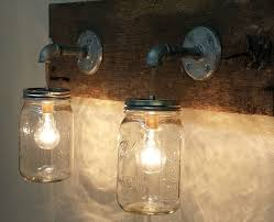 pottery barn wall sconce lighting for rustic design modern wall
