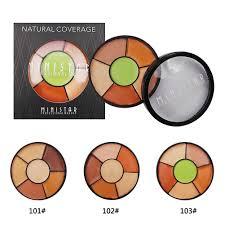 color concealer ministar 5 color concealer face makeup brightener primer