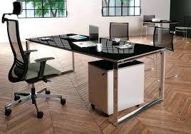 bureau direction design bureau design noir laquac bureau design noir laquac bureau
