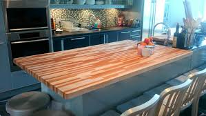 custom butcher block cutting board countertops