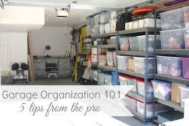 Garage Organization Categories - garage organization 101 5 tips to getting that garage in shape