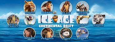 ice age 4 timeline howie62 deviantart