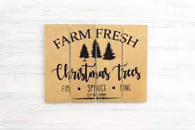 100 fresh christmas trees delivered your door real fresh