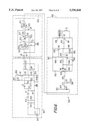 patent us5596840 garage door opener with remote safety sensors