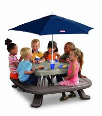 little tikes fold u0027n store table with umbrella 79 shipped reg