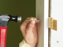 Diy Door Frame by Installing A Sliding Closet Door How Tos Diy