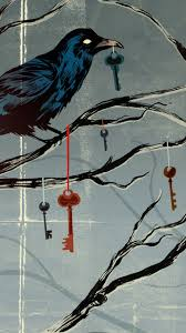 1080 x 1920 halloween background galaxy note hd wallpapers noah macmillan dark crow halloween